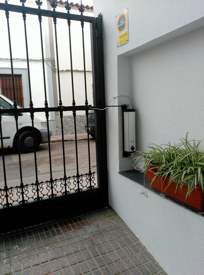 Puertas correderas de fuelle stunning fotos armarios - Puerta de fuelle ...